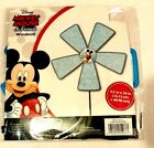 "Windmills Mickey Mouse or Dory Disney Easy To Assemble Outdoor 9.5"" X 24"" NIP"
