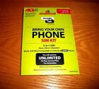 Straight Talk (Bring Your Own Phone) SIM Card Activation Kit (GET IT IN 2 DAYS!)