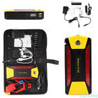 Car Jump Starter 82800mAh 4 USB Emergency Battery Booster Power Bank Charger New