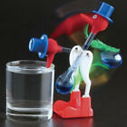 Внешний вид - Novelty Retro Toys Glass Happy Drinking Bird Bobbing Dipping Dippy Einstein Duck