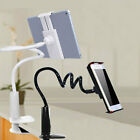 360° Flexible Lazy Tablet Holder iPad Mini Rotation Stand Adjustable Clamp Clips