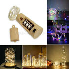 2M 20 LED String Wire Fairy Light Battery Wine Bottle Cork Party Night Decor