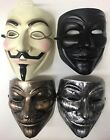 original anonymous mask - V For Vendetta Mask Guy Fawkes Occupy Anonymous Mask