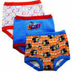 Mickey Mouse 3 Pack Assorted Pattern Underwear - Toddler