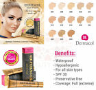 cover foundation - Dermacol High Makeup Cover Foundation Hypoallergenic Waterproof AUTHENTIC U PICK