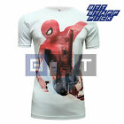 Unisex Spider-Man Homecoming Men's Standard Fitted T-shirt Medium Sample
