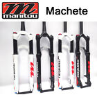 """2017 Manitou Machete 27.5""""29"""" Fork Straight Tapered Manual/Remote Marvel Comp"""