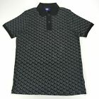 Dickies John-Boy Short Sleeve Polo Shirt Black New  Sizes S,M,L,
