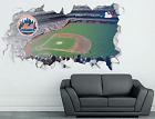 Citi Field New York Mets Wall Decal Smashed 3D Sticker Decor Mural MLB OP110 on Ebay