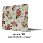 "Hard shell Case Cover For MacBook Air/ Pro/ Retina 11 12 13 15"" + Keyboard Cover"