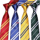 HOGWARTS Tie 4 color Gryffindor Costume Party Accessory Birthday Xmas Gift