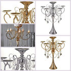 "3 pcs 27.5"" Metal Candelabra Candle Holders Wedding Party Centerpieces SALE"