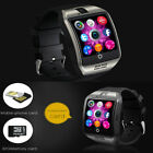 Q18 Bluetooth Smart Watch Phone GSM 2G Support Micro SIM Card  For Smart Phone