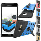 Armor Shockproof Rubber Slim Stand Hard Case Cover For Samsung Galaxy A7 A5 2016