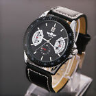 WINNER New Men's Automatic Mechanical Date Display Waterproof Sport Wrist Watch