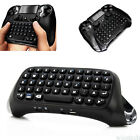 Mini Bluetooth Wireless Keyboard Chatpad For Sony PS4 Playstaion 4 Controller