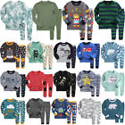 """50Style"" Vaenait Baby Top+Trousers Toddler Boys Clothes Sleepwear Set 12M-7T"