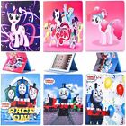Thomas & My Little Pony Smart Flip Leather Case Cover For iPad 5th Mini Air Pro