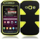 For Samsung Galaxy Ring Prevail 2 M840 Tuff Impact Armor Hybrid Hard Case Cover