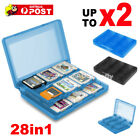 28in1 Game Card Case Holder Cartridge Storage Box for Nintendo 3DS/DSL/DSi/NDXL