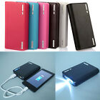 20000mAh Backup External Battery USB Power Bank Pack Charger For iPhone 7 6S 5S