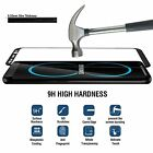 For Samsung Galaxy S8 Full Coverage 9H Tempered Glass Screen Protector-6 Colors