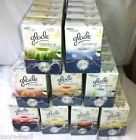 1 X GLADE ESSENTIAL OIL PLUG IN Refill Air Freshener - SELECT THE FRAGRANCE