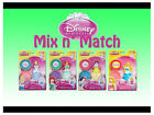 Disney Princess Play Doh Mix N Match Glitter Figures