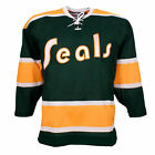 California Golden Seals Vintage Replica Jersey 1971 Away
