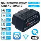 ELM327 WiFi OBD2 Car Diagnostics Scanner Code Reader for iPhone iOS Android