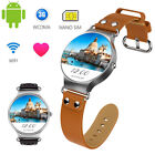 KW98 Android 5.1 Bluetooth Smart Watch Phone 8GB HD AMOLED WIFI GPS Heart Rate