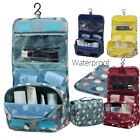 cosmetics travel bag - Portable Travel Cosmetic Bag Women Makeup Pouch Toiletry Hanging Organizer Bag