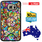 Galaxy Note 8 S8 S7 Edge Plus Case Disney Princess Stained Glass Window Samsung