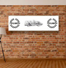 TRIUMPH Vinyl Banner Sign Garage Workshop Adversting Poster Free Shipping $32.99 USD on eBay