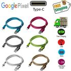 Braided USB Type-C USB-C Type C Charger Charging Cable for Google Pixel / XL