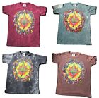 Mens No Time T Shirt Medium Hippy Boho Weed Mushroom Trippy Beach Festival Gift