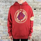 Insight Kid Courage Hoodie Hooded Sweatshirt Brand New - Size: S,M,L - Red