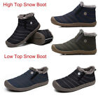 Women's Lady Ankle Short Snow Boot Sneaker Shoes Warm Comfy Waterproof Outdoor