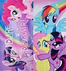 Brand New Multicolor My Little Pony Equestria Print Quick Dr