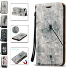 For iPhone 6 6s Plus Shockproof Slim Leather Card Wallet Stand Soft Case Cover