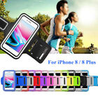 iPhone 8 / 8 Plus Armband Case Sports Running Jogging Arm Band Pouch Holder Bag
