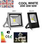 20W 30W 50W 100W LED Floodlight Cool White Indoor/Outdoor Security Garden Lamp