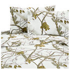 Realtree AP Snow Camo Sheets FREE Expedited Shipping