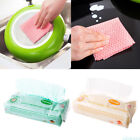 1 Pack Kitchen Disposable Non-woven Fabrics Cleaning Cloth Dish towels