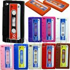 for ipod touch 4TH 4 TH GEN itouch cassette tape soft pink black red white /