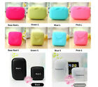 Home Bathroom Shower Travel Hiking Soap Box Dish Plate Holder Case Container New