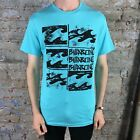 Billabong Xerox short Sleeve T-Shirt in Light Mint Size S.