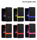 Ultra Titan Dual Layer Shockproof W Kickstand Case For ZTE Blade Z Max