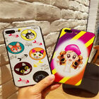 Case For iPhone 6 7 Soft Rubber Slim Pattern Silicone Protective Thin Back Cover
