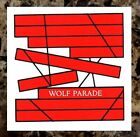 WOLF PARADE Cry Cry Cry 2017 Ltd Ed New RARE Sticker +FREE Indie Rock Stickers